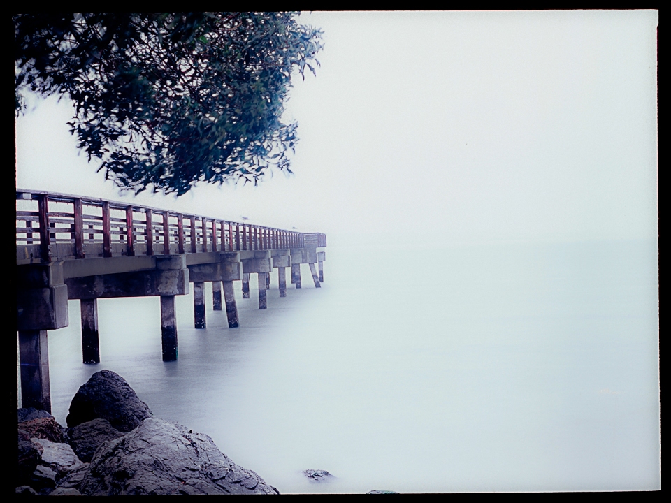 Pier at Sierra Point