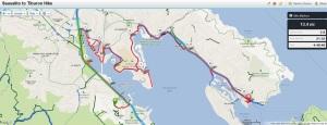 Bay Trail Hike June 2, 2013