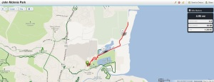 Bay Trail Hike June 6, 2013 - McInnis Park