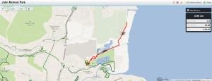 Bay Trail Hike June 6, 2013 - McInnis Park