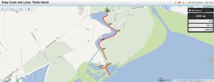 Bay Trail Hike June 6, 2013 - Tolay Creek and Lower Tubbs Island